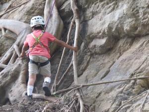 rock climbing Guatemala